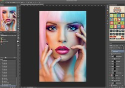 Retouching Panel - Photoshop CC2014